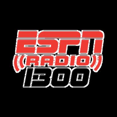 ESPN Radio 1300 logo