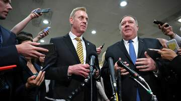 The Joe Pags Show - Pompeo, Shanahan Brief Senators on Iran