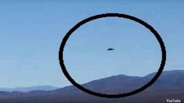 Coast to Coast AM with George Noory - 'Flying Saucer' Photographed in Argentina?