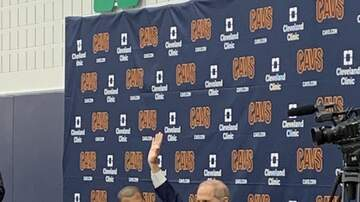Complete Cavaliers Coverage - Cavs Introduce John Beilein As Next Head Coach