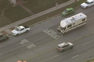 Man Steals Motor Home and Leads Police on High Speed Chase