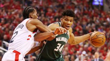 Bucks - Recap: Raptors 120, Bucks 102 - Game 4