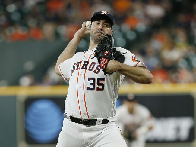 Verlander Dominates with 12 Ks as Astros Beat White Sox 5-1