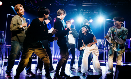 Trending - iHeartRadio LIVE With BTS: K-Pop Band Discuss Future Plans, Halsey & More
