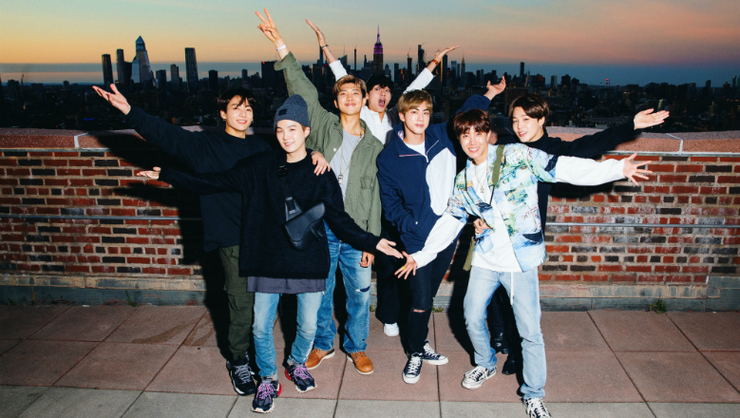 iHeartRadio LIVE With BTS: K-Pop Band Discuss Future Plans