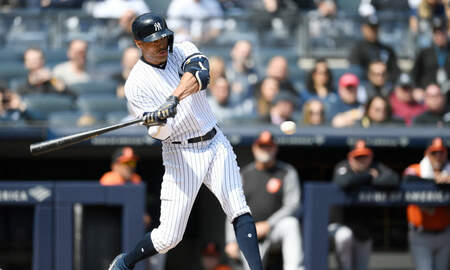 Local News - Yankees' Stanton Out 7-10 Days With Calf Strain