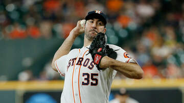 None - Verlander Allows One Hit In Astros' Win