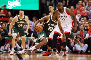 The Bucks and Raptors are now a best of 3 series