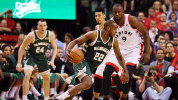Lucas in the Morning - The Bucks and Raptors are now a best of 3 series