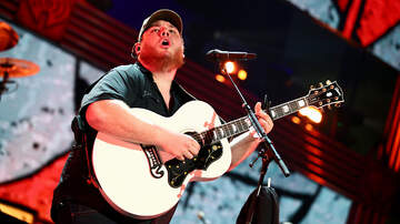 Madison - Luke Combs officially has a 6-pack!