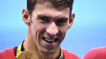 Greek - Michael Phelps Gets Ruderman Award For Helping Others With Mental Health