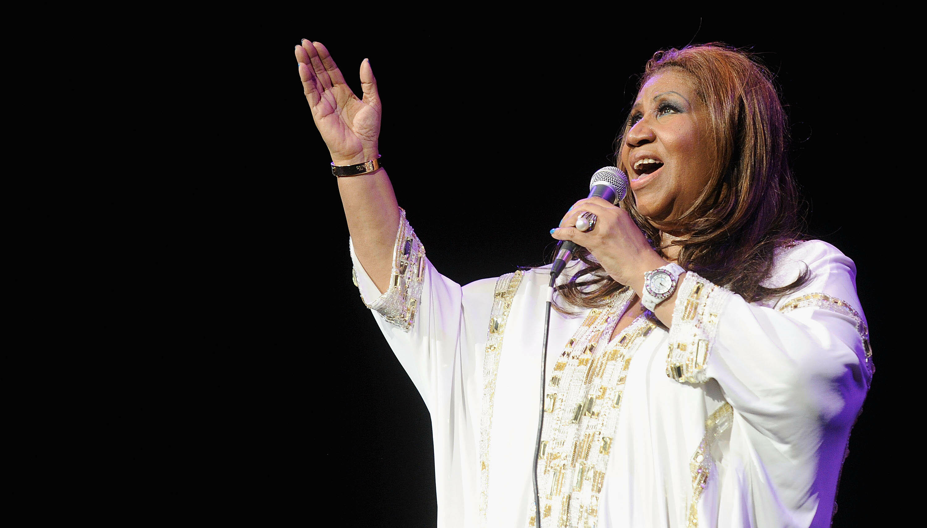 Aretha Franklin's Lost Wills Found In A Couch, Locked Cabinet