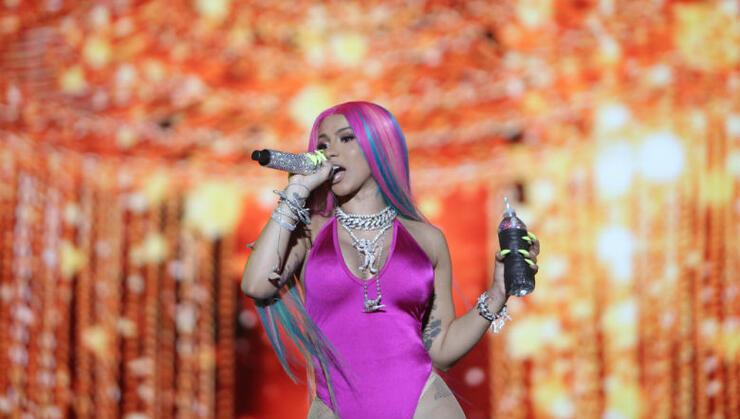 Cardi B Must Face Lawsuit Over Explicit Tattoo On Mixtape