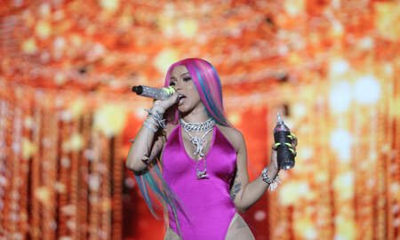 Trending - Cardi B Must Face Lawsuit Over Explicit Tattoo On Mixtape Cover