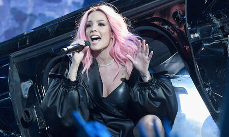 Trending - Halsey Offers To Pay Fan's Ticket For Speeding While Blasting 'Nightmare'