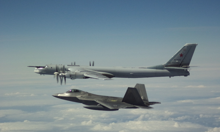 National News - US Intercepts Russian Bombers Off Alaska Coast For Second Time in Two Days