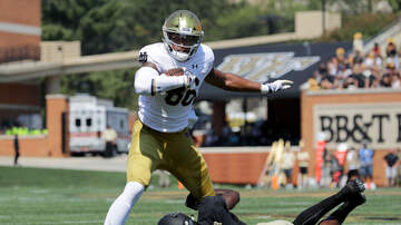 Louisiana Sports - Saints Rookie TE Alize Mack Hopes Hard Lessons At Notre Dame Pay Off