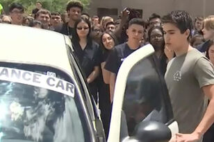 Arizona Teen Wins Free Car For Having Perfect Attendance