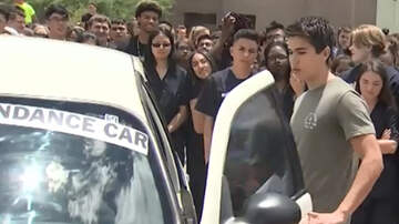 Weird News - Arizona Teen Wins Free Car For Having Perfect Attendance