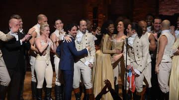 iHeartRadio Broadway - 'Hamilton' To Premiere In Australia In 2021