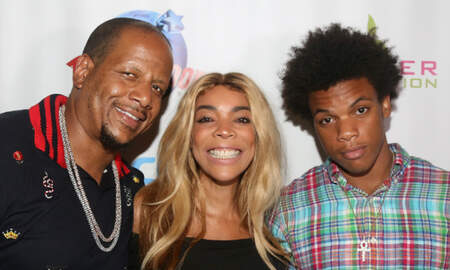 Entertainment - Wendy Williams' Son Arrested For Punching Dad, Kevin Hunter