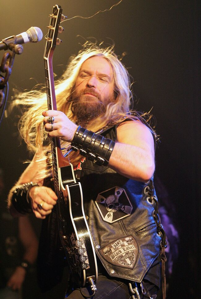 Zakk Wylde & The Black Label Society Play Melbourne