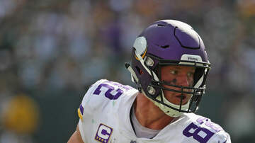 Vikings - Vikings, Rudolph continue working towards 5-year extension | #KFANVikes