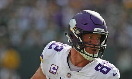 Vikings - Vikings, Rudolph continue working towards 5-year extension | #KFANVikes