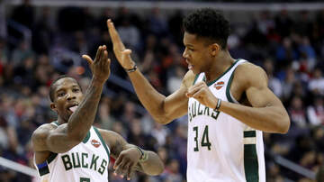 Bucks - Giannis Antetokounmpo, Eric Bledsoe named NBA All-Defensive First Team