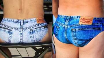 Suzette - Denim 'Speedos' Are Now The Latest Fashion Trend & I'm Confused By It...