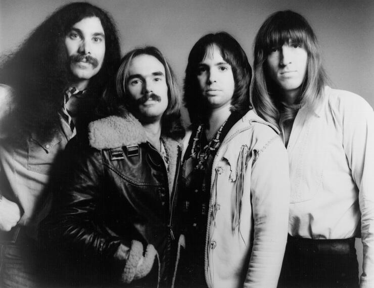 Photo of Iron Butterfly