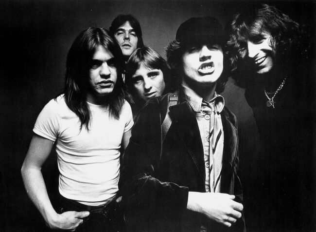 Photo of AC/DC