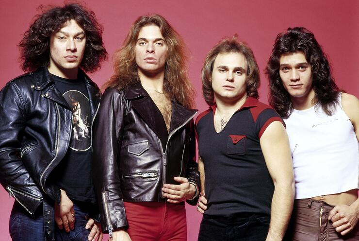 Van Halen's OU812: 11 Things You Might Not Know | iHeartRadio