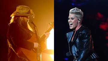 iHeartCountry - Chris Stapleton + P!nk Surprise Madison Square Garden With Live Duet