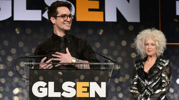 Trending - Brendon Urie Honored With GLSEN Inspiration Award: WAtch