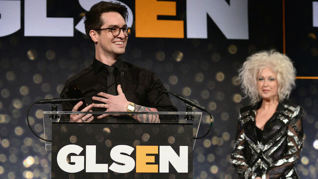 2019 GLSEN Respect Awards - Inside