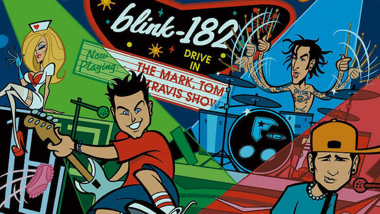Mark Hoppus Is On Board For Blink-182 Live Album 20th Anniversary Show | iHeartRadio