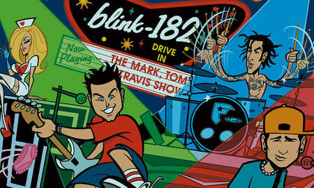 Trending - Mark Hoppus Is On Board For Blink-182 Live Album 20th Anniversary Show