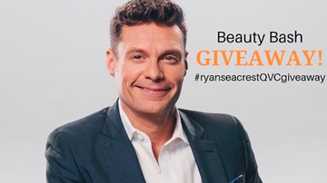 Ryan Seacrest - Enter to Meet Ryan Seacrest and Win His Skincare Line and More!