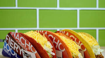 Jesse Lozano - Taco Bell Is Giving Out Free Doritos Locos Tacos Next Month!