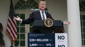 Fred - New Trump Podium Sign Ideas - Thursday 60 Minute Poll