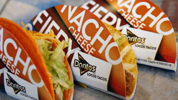 Randumb - Taco Bell Giving Out Free Doritos Locos Tacos Today Only!
