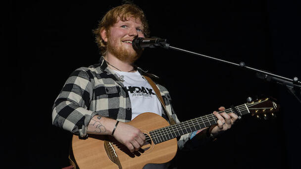 Ed Sheeran Recalls Writing 'The A Team' On Song's 10-Year Anniversary