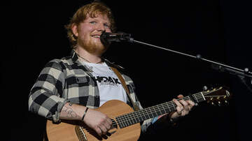 iHeartRadio Music News - Ed Sheeran Announces New Album 'No.6 Collaborations Project'