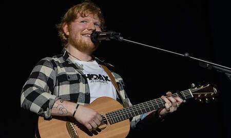 Entertainment News - Ed Sheeran Announces New Album 'No.6 Collaborations Project'
