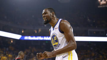 Sean Salisbury - Kevin Durant and Chris Broussard are Beefing