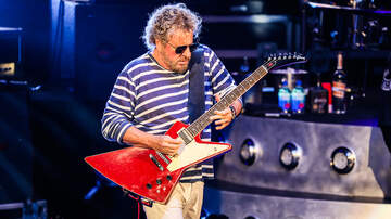 Kelly Bennett - Sammy Hagar once knocked out his own bass player.