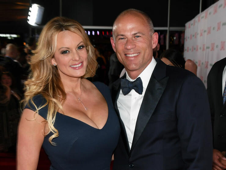 Michael Avenatti Charged With Stealing From Stormy Daniels   iHeartRadio