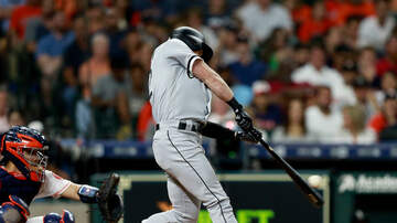 None - White Sox Hit Grand Slam In Victory Over Astros