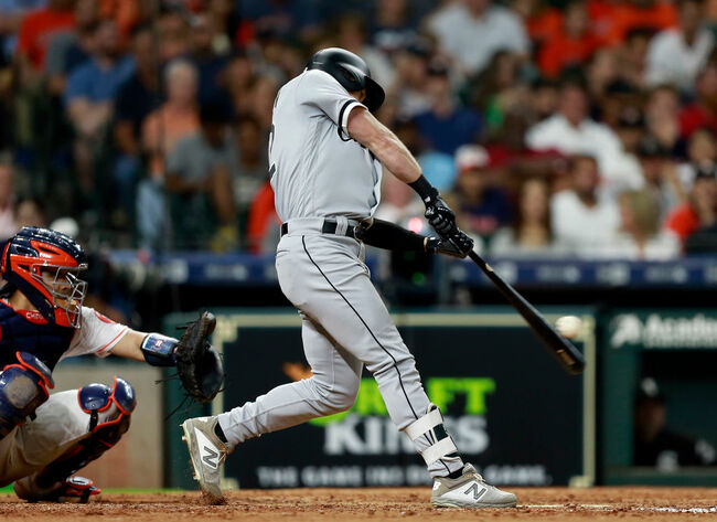 White Sox Hit Grand Slam In Victory Over Astros